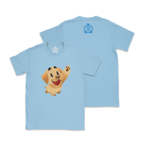 Butters Wave Light Blue Unisex Shirt